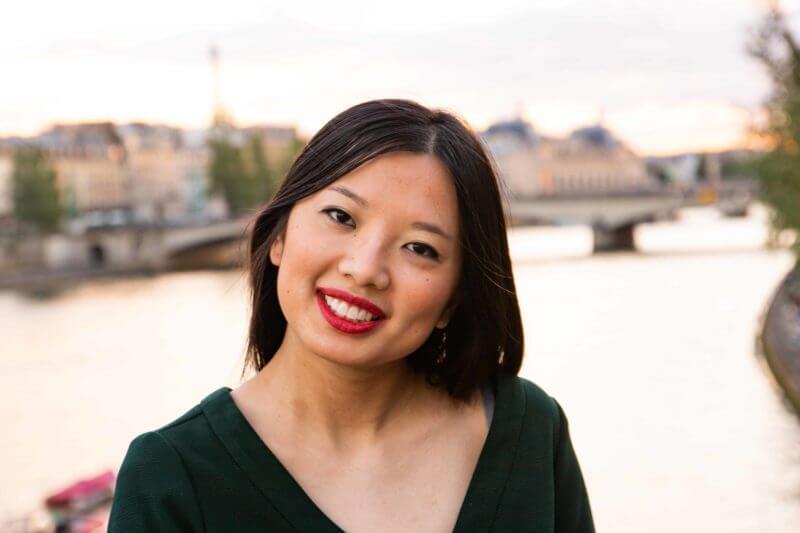 Catherine Lam - Fondatrice de Loesia