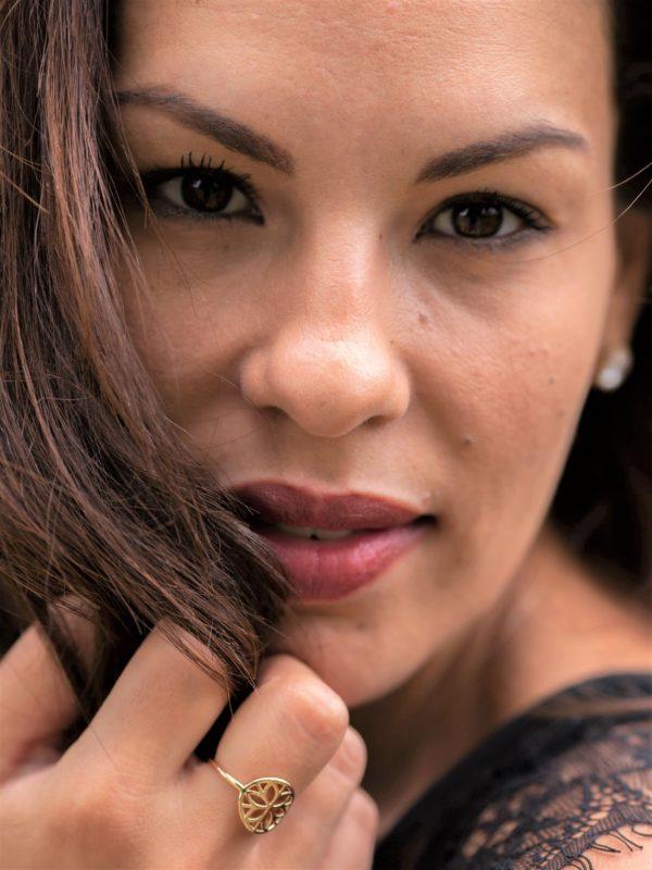 Loesia - Rouge à lèvres Le Prune N°104 - Maéva- EAN 3770014805041 - Loesia maquillage biologique et naturel fabriqué en France. Premier Rouge à lèvres français 100% naturel et hydratant