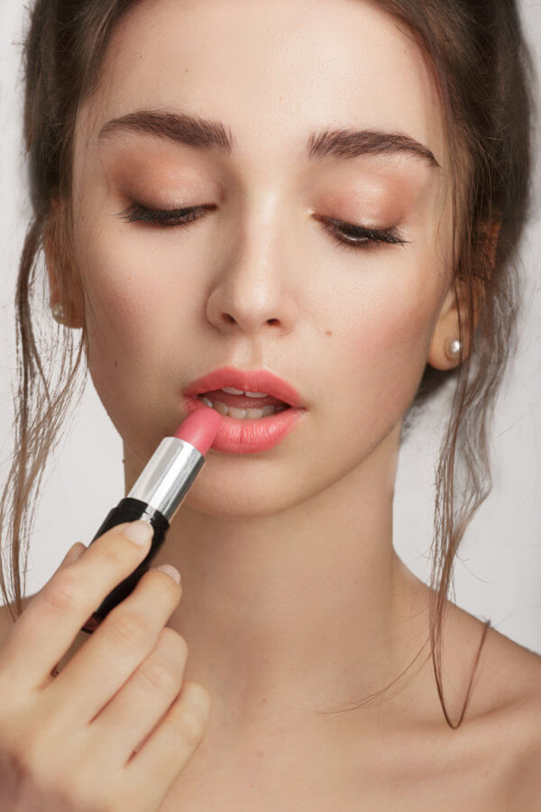Loesia - Rouge à lèvres classique - Le Rose N°105 - 3770014805058-
