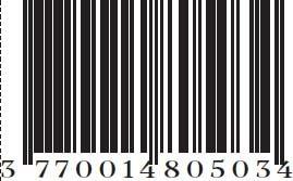 Loesia - Code Barre Le Bordeaux N°102 - EAN: 3770014805010 Maquillage biologique et naturel Fabriqué en France. Rouge à lèvres français 100% naturel et hydratants