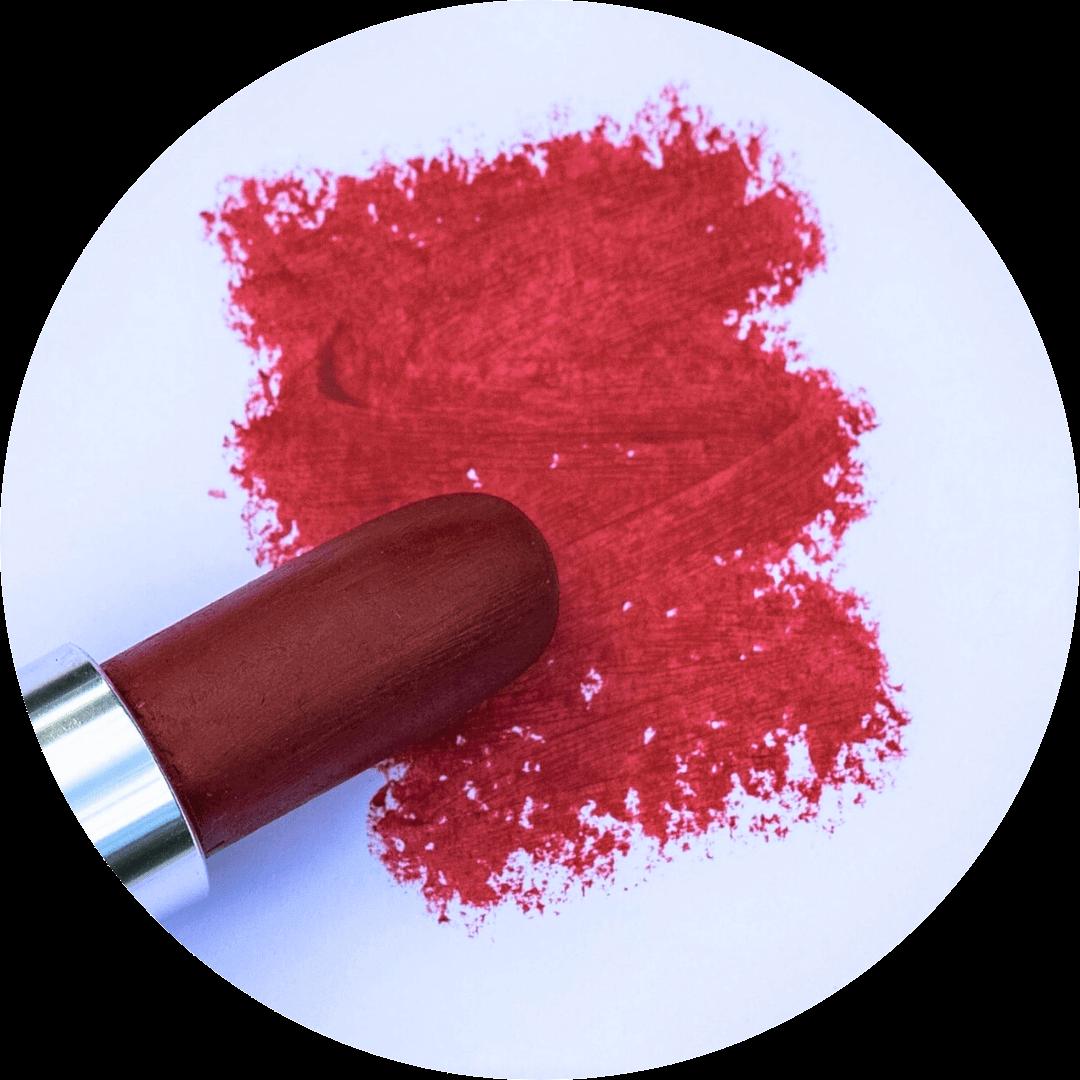 Le Rouge N°101 de Loesia - Maquillage biologique et naturel
