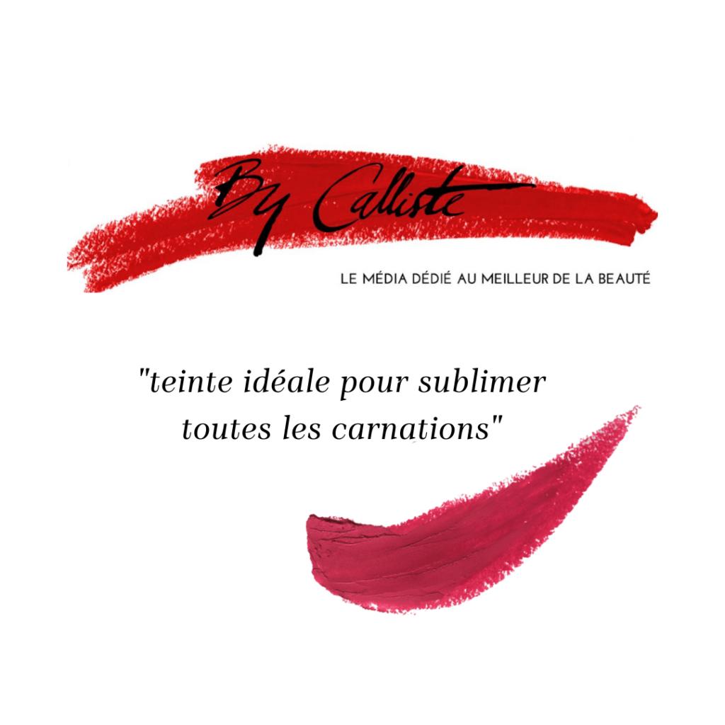 Loesia - Maquillage biologique et naturel fabriqué en France publié dans le magazine By Calliste