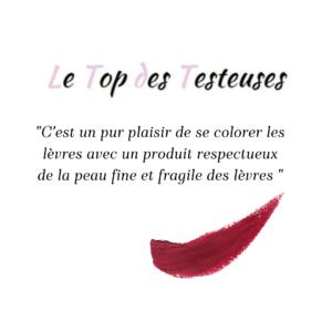 Loesia - Maquillage biologique et naturel fabriqué en France publié dans le club du top des testeuses