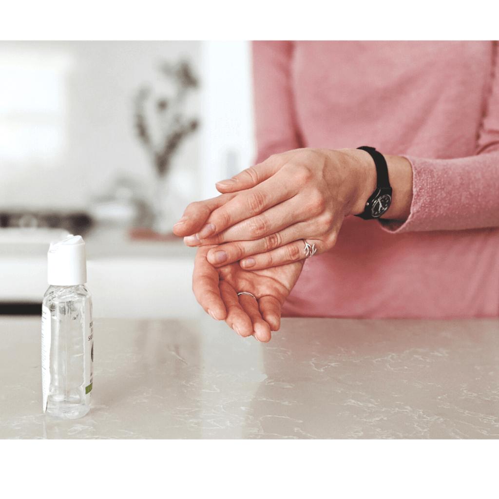 Loesia - Gel hydro-acoolique conseil