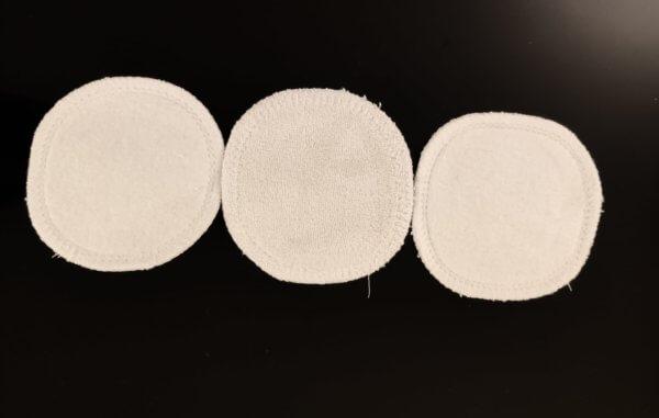 Loesia 3 lingettes de coton démaquillante