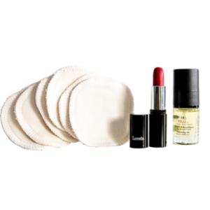 Loesia maquillage biologique et naturel fabriqué en France. Premier Rouge à lèvres français naturel et hydratant