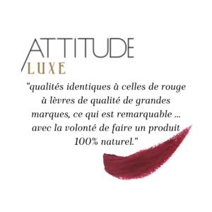 Loesia - Maquillage biologique et naturel fabriqué en France testé par Attitude Luxe