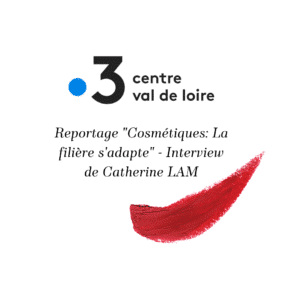 France 3 - Interview Catherine sur la filière des cosmétiques et son adaptation - Loesia Maquillage biologique et naturel made in France
