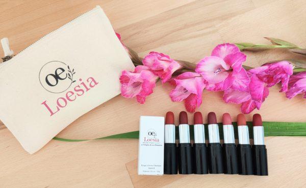 Lœsia - Coffret La Collection - 3770014805140 - Premier rouge à lèvres français 100% naturel (3)