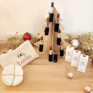 Lœsia - Coffret La Collection - 3770014805140 - Premier rouge à lèvres français 100% naturel
