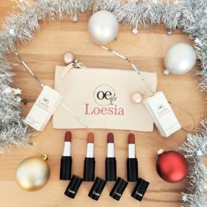 Lœsia - Coffret La Collection - 3770014805126 - Premier rouge à lèvres français 100% naturel