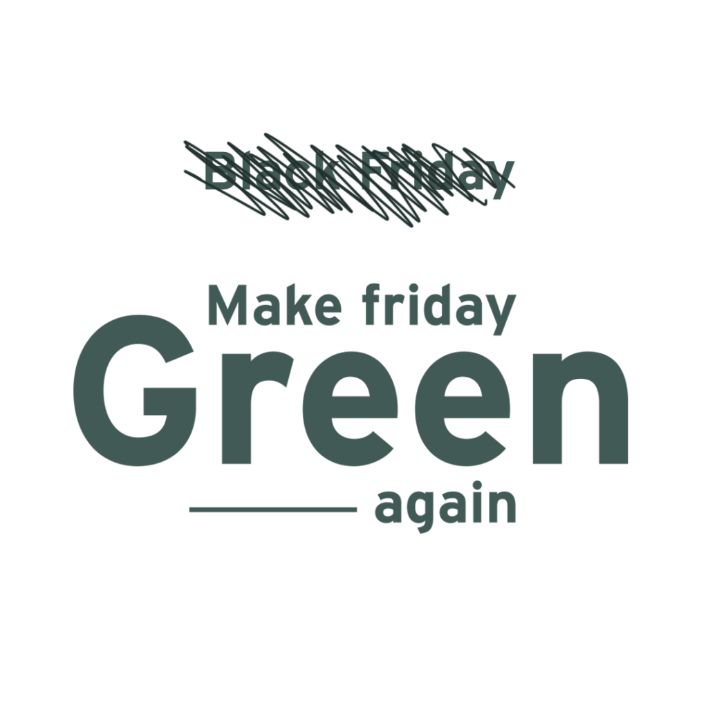 Make Friday Green Again, Loesia rejoint le mouvement