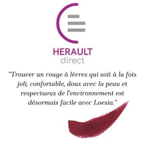 Loesia - Herault Direct - 01/12/2020