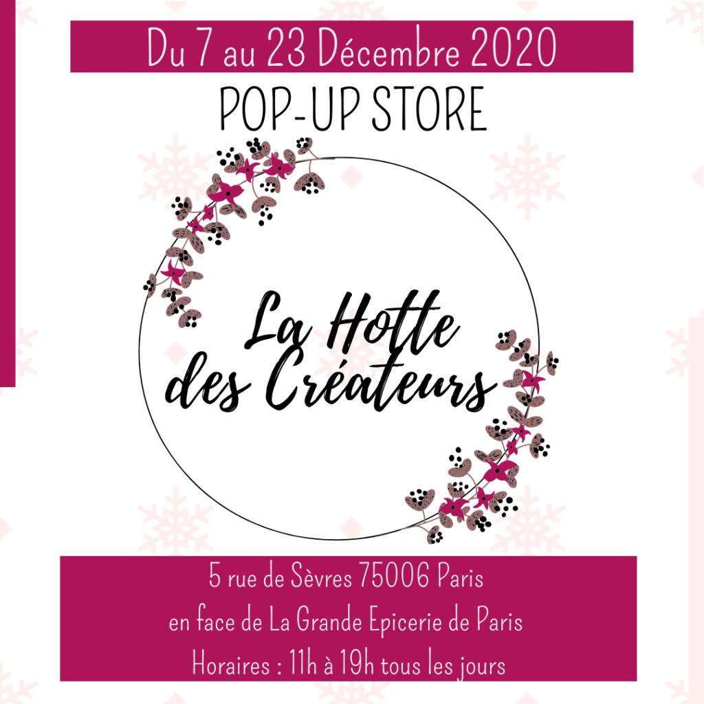 Losia - La Hotte des créateurs -01/12/2020