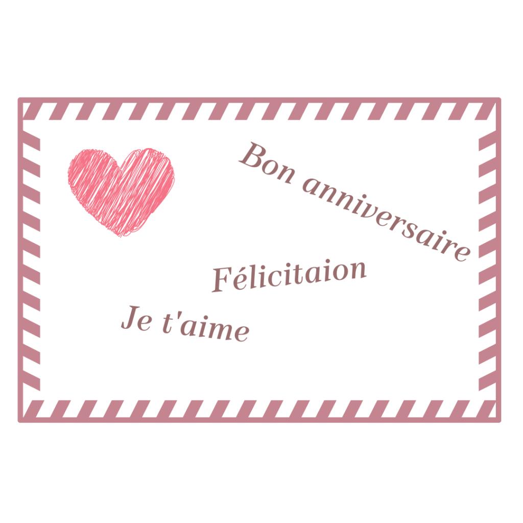 3 - Message personnalisé-Loesia, maquillage biologique et naturel, Premier Rouge à lèvres français naturel et hydratant