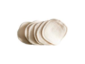 Loesia maquillage biologique et naturel fabriqué en France. lingettes démaquillantes en coton biologique made in France. Lot démaquillant Loesia