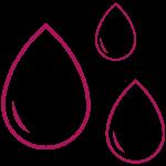 icone goutte d'eau