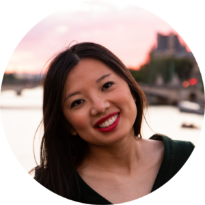 Catherine Lam fondatrice de Loesia