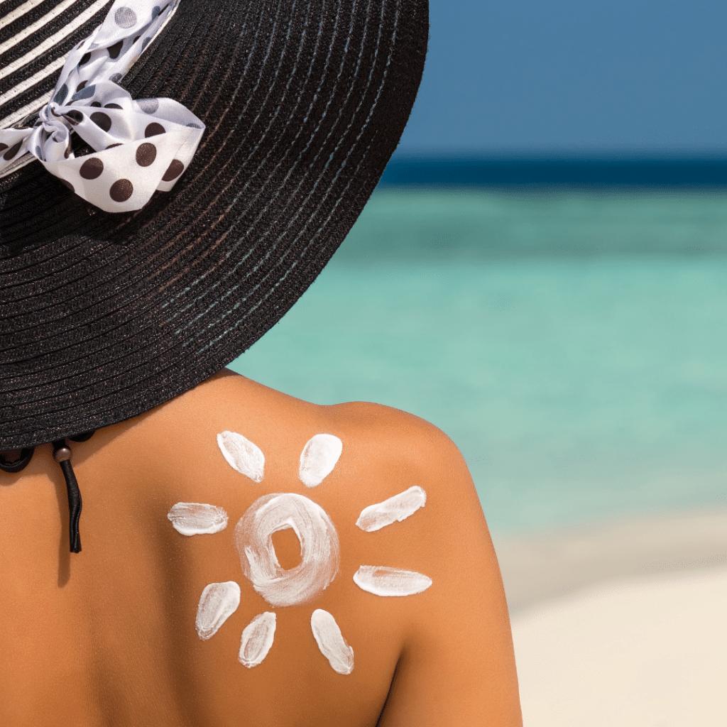 Loesia - Conseils beauté - Prolonger son bronzage en rentrant de vacances