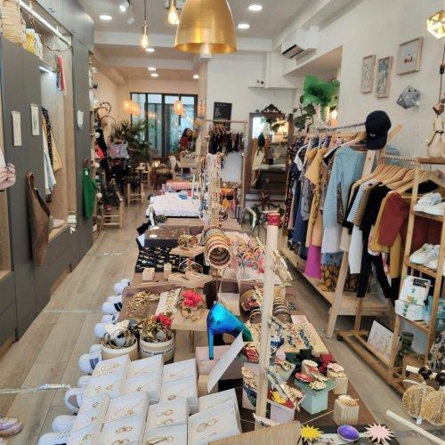 Les boudeuses concept store dédié à l'univers de la Femme en partenariat avec Loesia