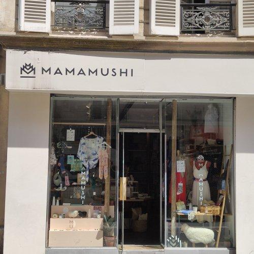 Mamamushi concept store dédie aux produits éthiques - Partenaires de Loesia